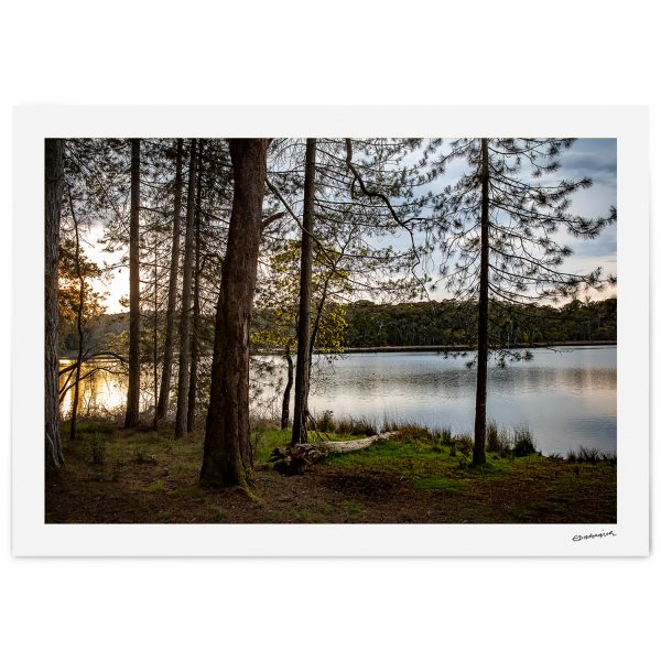 Lake Kerferd - Erin Davis Hartwig